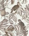 Paradisio Tropical Wallpaper 6302-10 By Erismann Wallcoverings